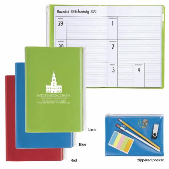 Picture of Monthly Weekly Planner with Clear Pocket