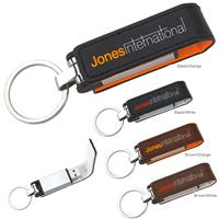 Picture of 1 GB Keyring USB 2.0 Flash Drive