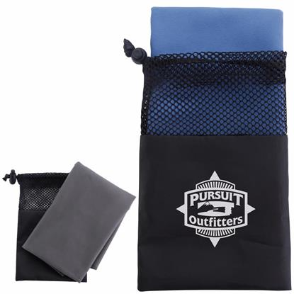 Picture of Sport Towel in Bag