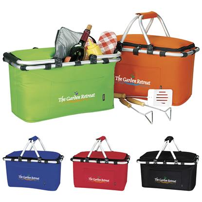 Picture of Koozie® Picnic Basket