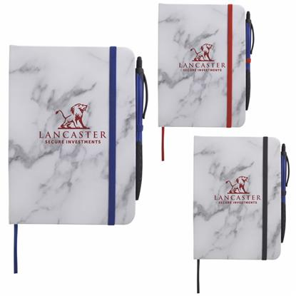 Picture of Marble Finish Journal