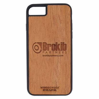 Picture of Mahogany Wood Phone Case 6/6S
