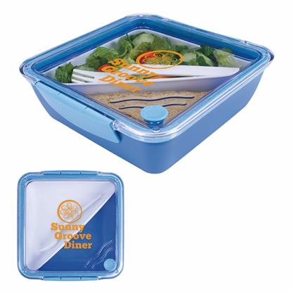 Picture of Koozie® Square Food Container