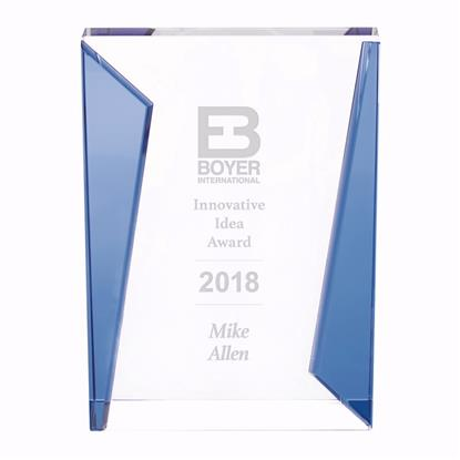 Picture of Dual Blue Award