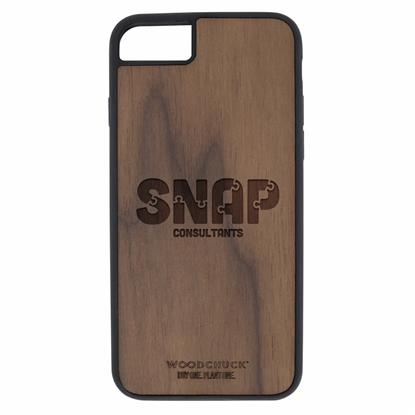 Picture of Walnut Wood Phone Case 6/6S