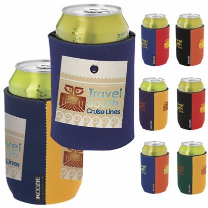 Picture of Koozie® Dual Color Can Kooler