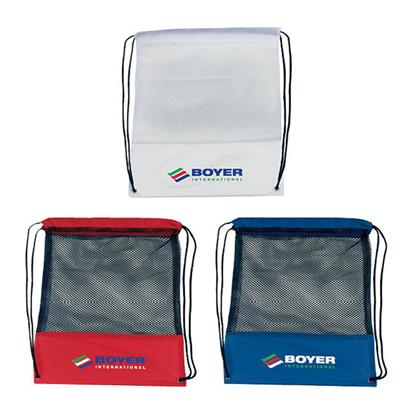 Picture of Mesh Drawstring Backpack