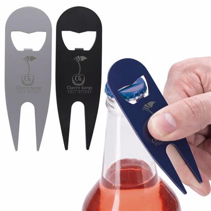 Picture of Modern Divot Tool with Bottle Opener