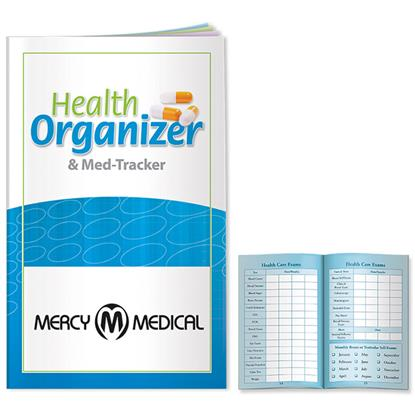 Picture of Better Book: Health Organizer and Med-Tracker