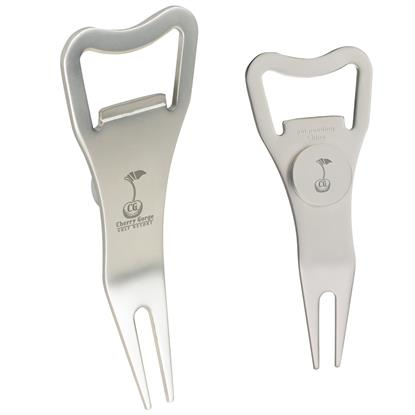 Picture of Divot Tool with Bottle Opener