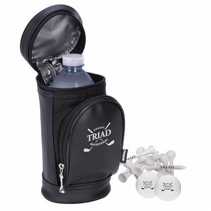 Picture of Koozie® Golf Bag Kooler Kit - Wilson® Ultra 500