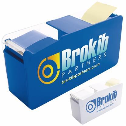 Picture of Double Memo Tape Dispenser