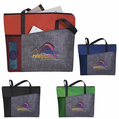 Picture of Select Pattern Non-Woven Tote