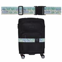 Picture of 4 Color Process Luggage Belt