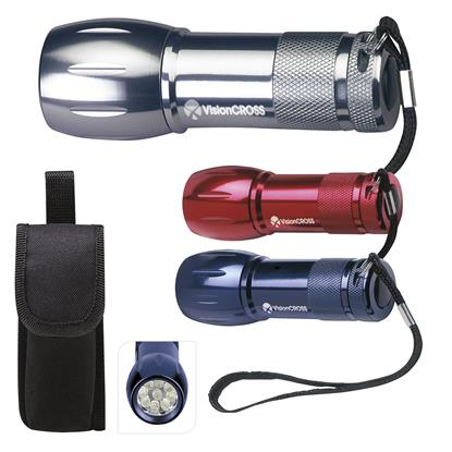 Picture of Mini Aluminum LED Flashlight