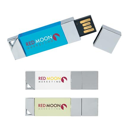 Picture of 2 GB Illuminated USB 2.0 Flash Drive