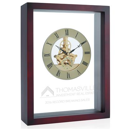 Picture of Shadow Box Clock
