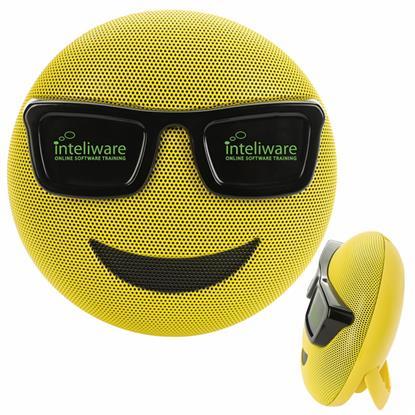 Picture of Jamoji® Too Cool Bluetooth® Speaker