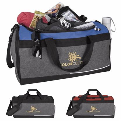 Picture of Two-Tone Playoff Duffel