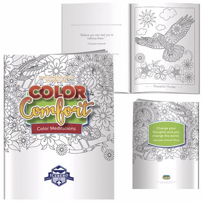 Picture of Adult Coloring Book - Meditations (Birds)