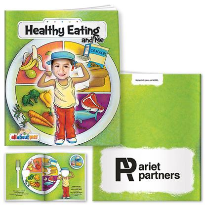 Picture of All About Me Book: Healthy Eating and Me
