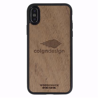 Picture of Mahogany Wood Phone Case X/XS