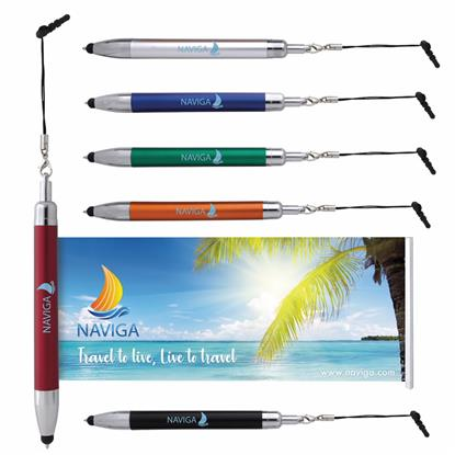 Picture of Elementary Banner Stylus Pen