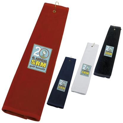 Picture of Golf Tri-Fold Towel