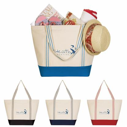 Picture of Cotton Travel Tote