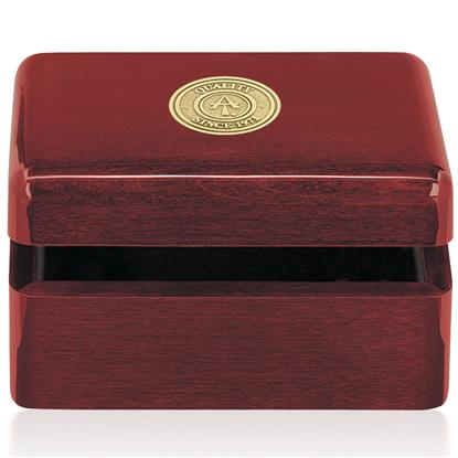 Picture of Rosewood Rectangular Box