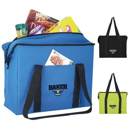 Picture of Koozie® Large Grocery Tote Kooler