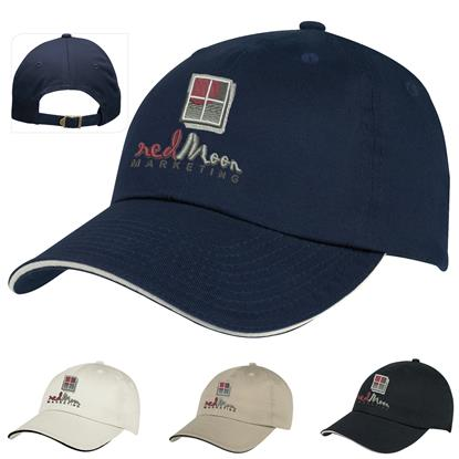 Picture of Soft-Crown Cap