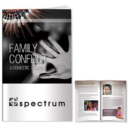 Picture of Better Book: Family Conflict and Domestic Violence