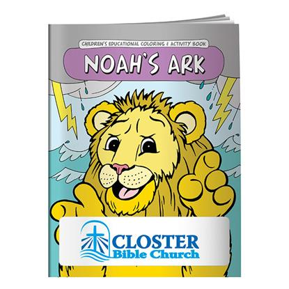 Picture of Coloring Book: Noah's Ark