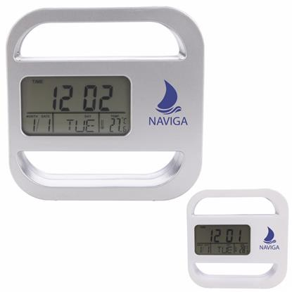 Picture of 4-n-1 Desk Clock