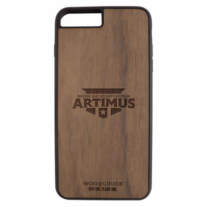Picture of Walnut Wood Phone Case 7/8 Plus