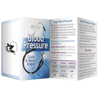 Picture of Key Point: Blood Pressure - Guide & Record Keeper