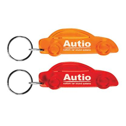 Picture of Translucent Car Keytag