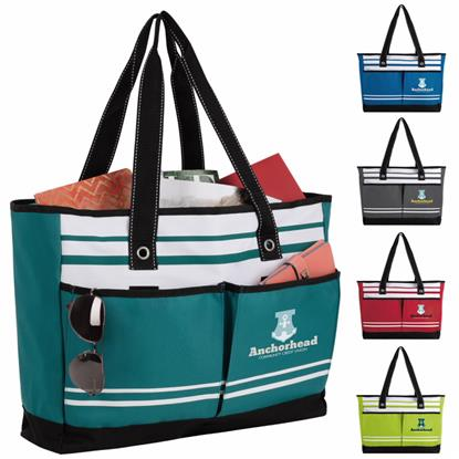 Picture of Two-Pocket Fashion Tote