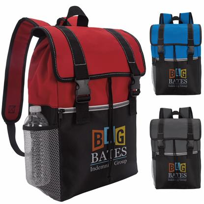 Picture of Snap Down Rucksack Backpack