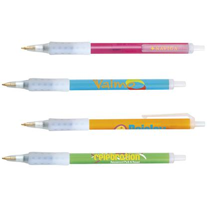 Picture of BIC® Clic Stic® Ice Grip Pen