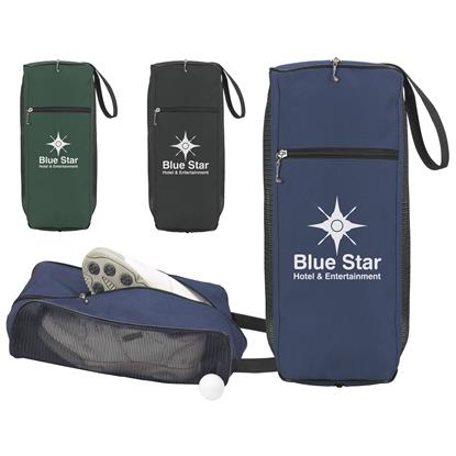 Picture of Golf Mesh Shoe Bag