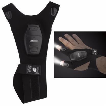Picture of Fingerless Led Flashlight Glove