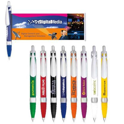 Picture of Solid Banner Pen