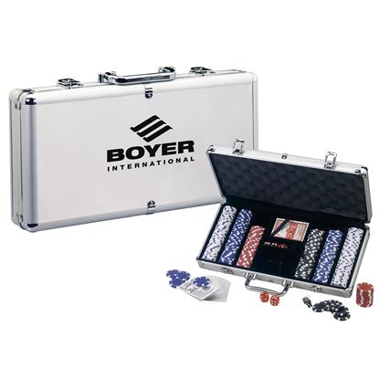 Picture of Deluxe Poker Set