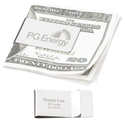 Picture of Chrome Money Clip
