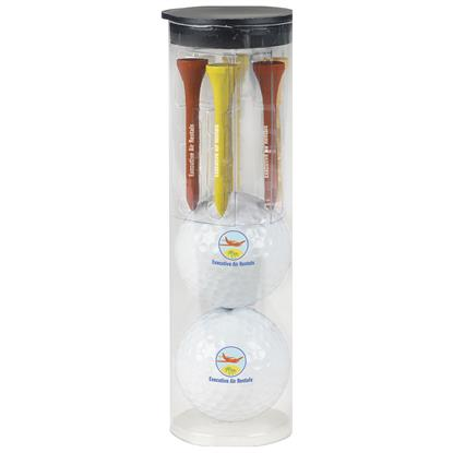 Picture of Par Pack with 2 Balls-N-Tees-Wilson® Ultra 500