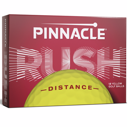 Picture of Pinnacle® Rush Yellow Std Serv