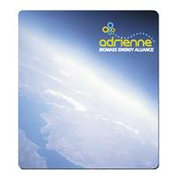"Picture of BIC® 1/4"" Firm Surface Mouse Pad (7-1/2"" x 8-1/2"")"