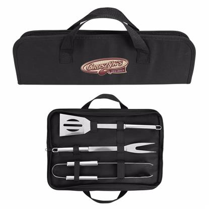 Picture of Sizzler 3-Piece BBQ Set